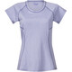 Bergans W's Cecilie Tee Light Anemone Melange/Anemone